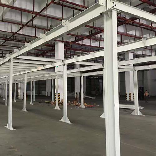 钢结构平台 货架