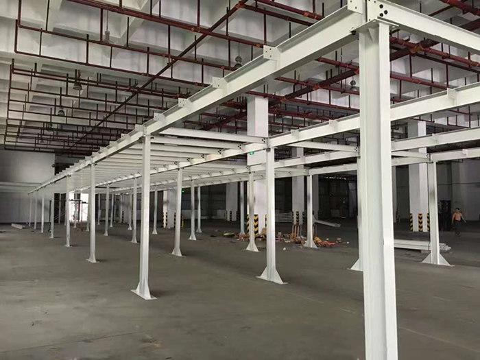 钢结构平台阁楼