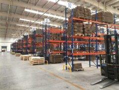 物流公司重型货架定做案例—广州货架厂家