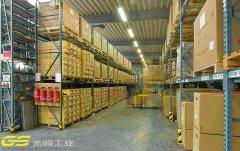 电子厂重型托盘货架定做案例—东莞货架厂家